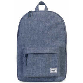 Herschel Classic Backpack Dark Chambray Crosshatch
